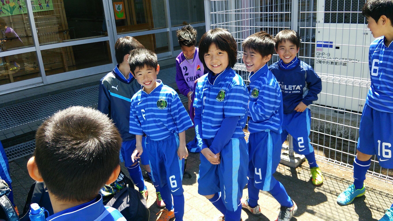 4/29(祝)春季カップ予選 みなみ野小学校