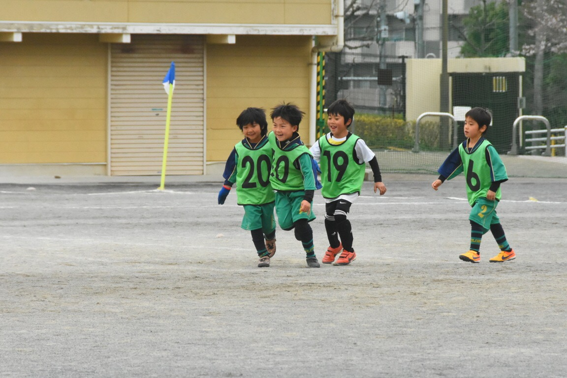 4/2(土) 鑓水小学校G