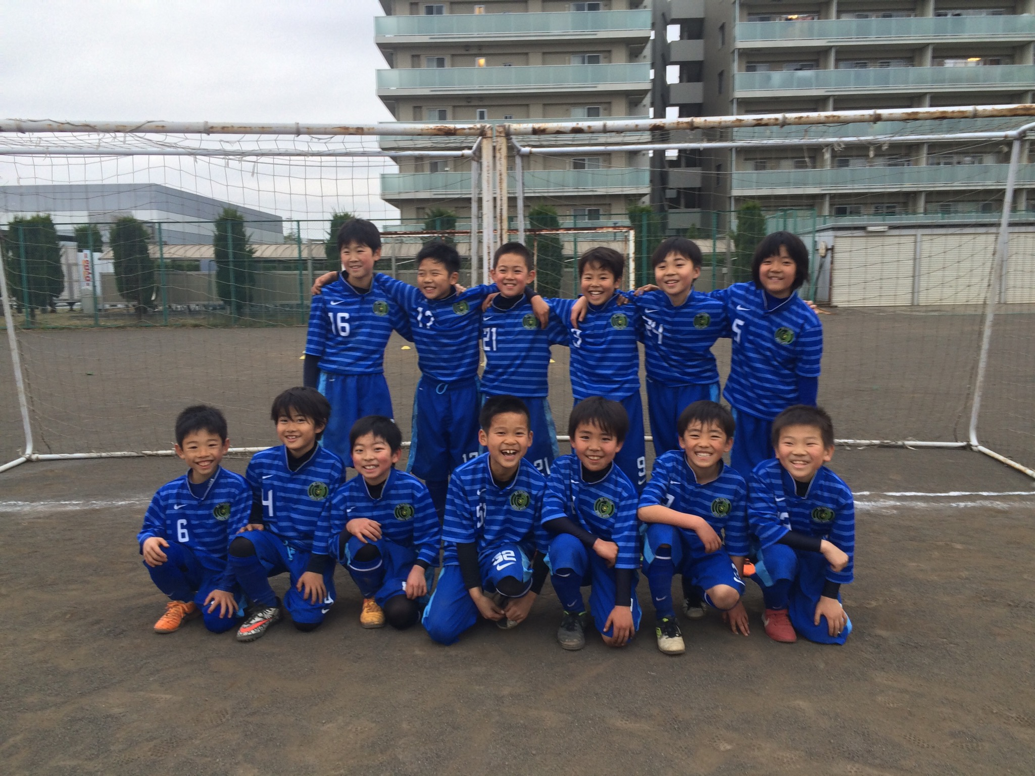 4/2(土) 小平市企業G TRM