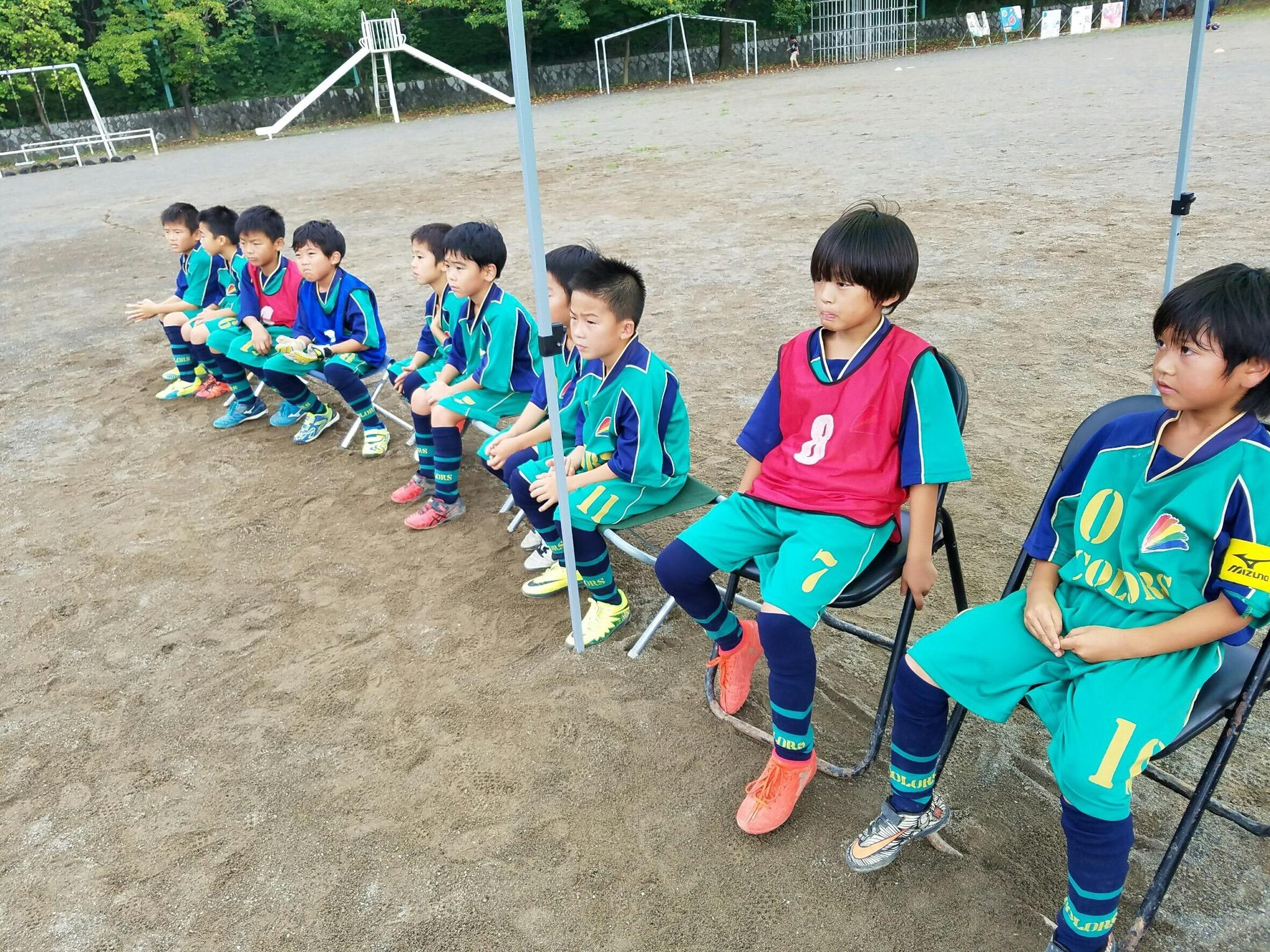 9/18(日) 秋季リーグ①