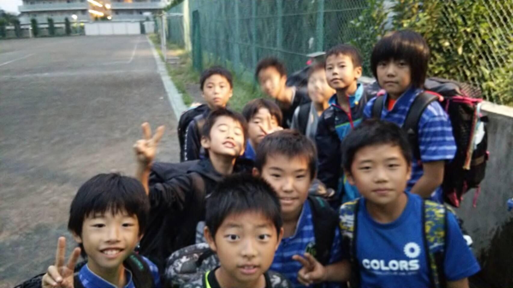 10/1(土) 小平市企業グラウンドTRM