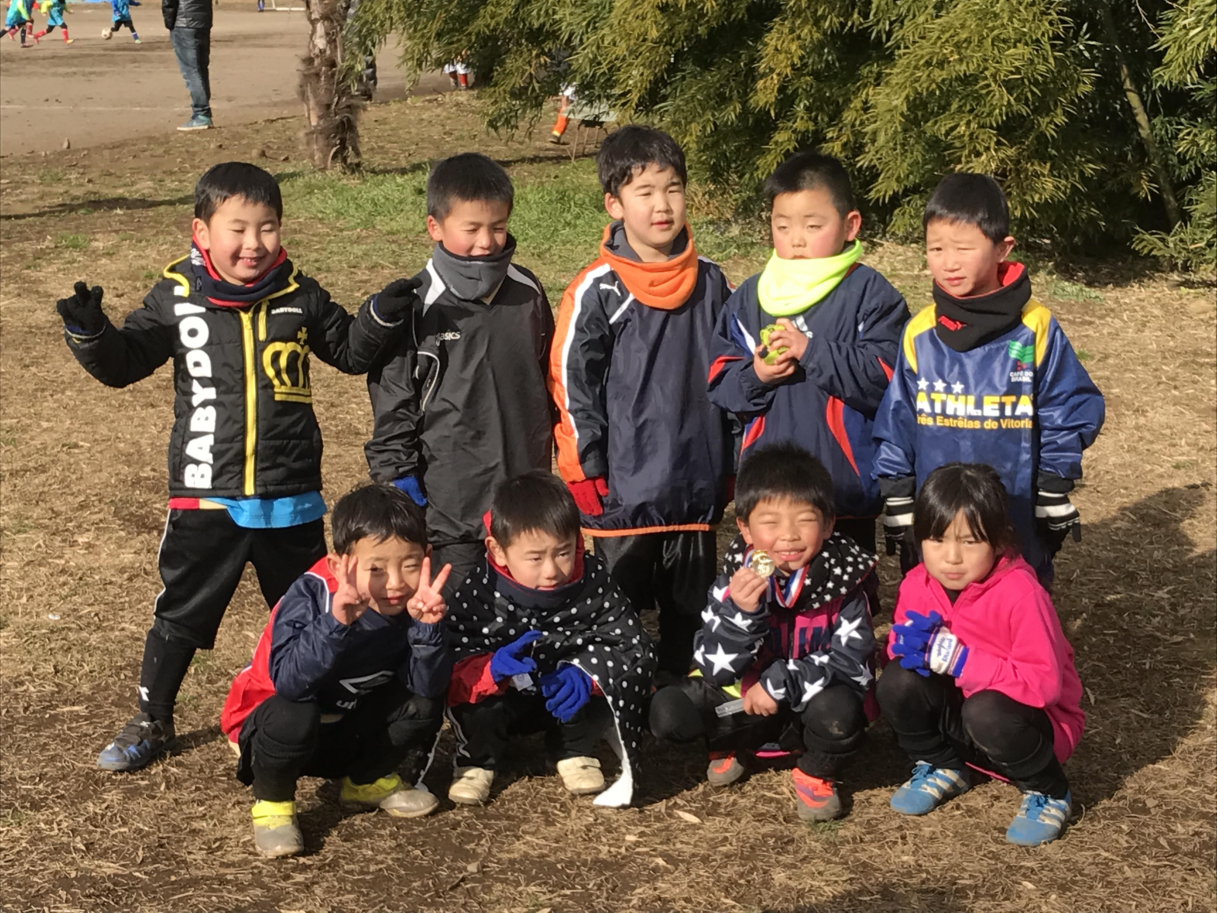 1/14(土) さいわい招待 ピッコロカップ幼児大会