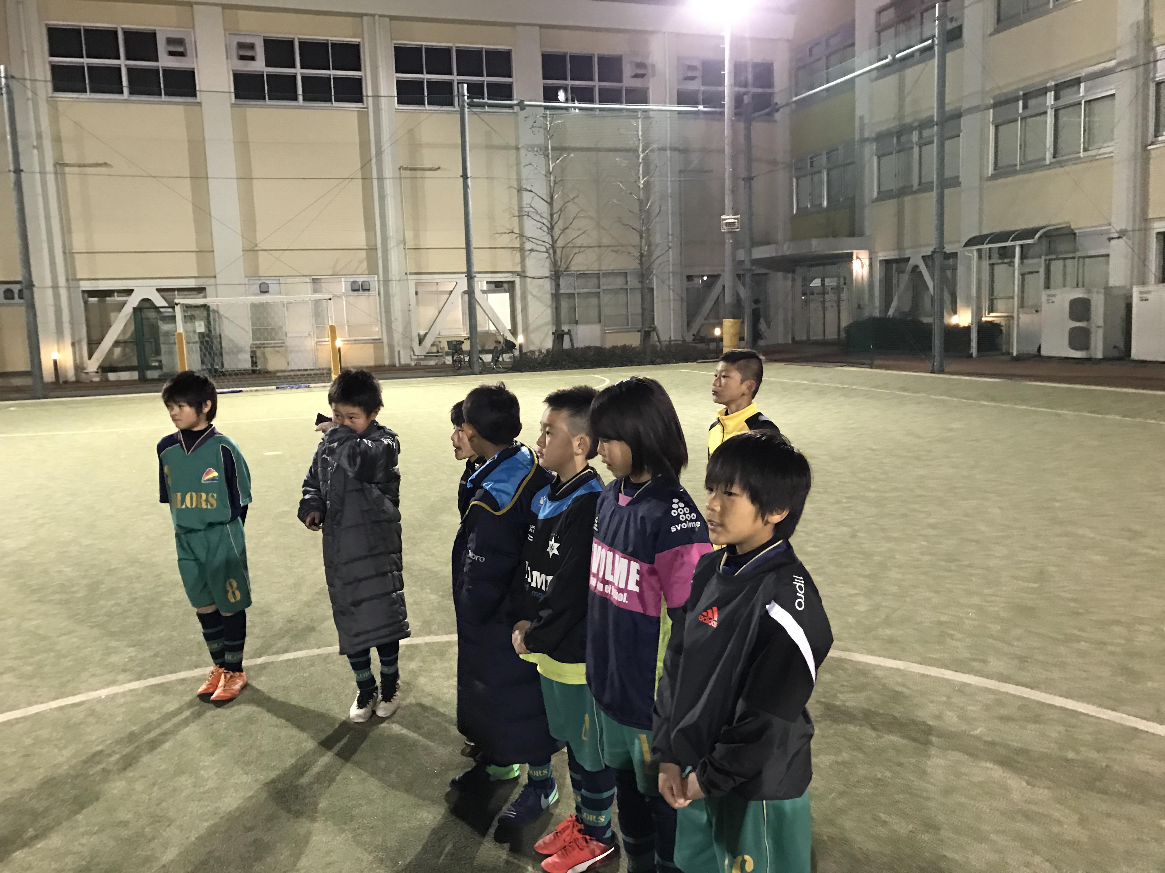 2/5(日)中野区中部スポーツ・コミュニティプラザTRM