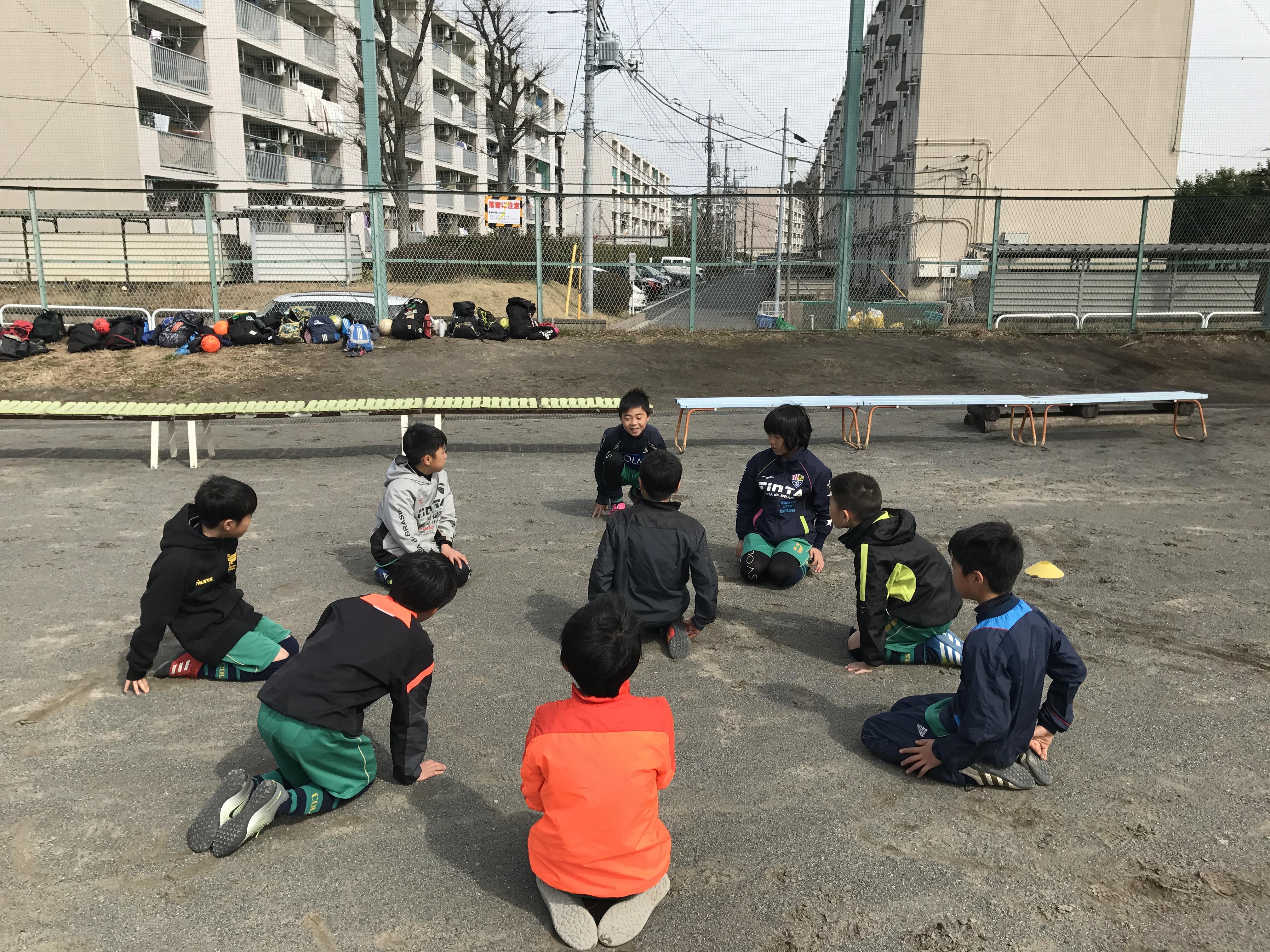 3/4(土)木曽山崎グラウンドTRM