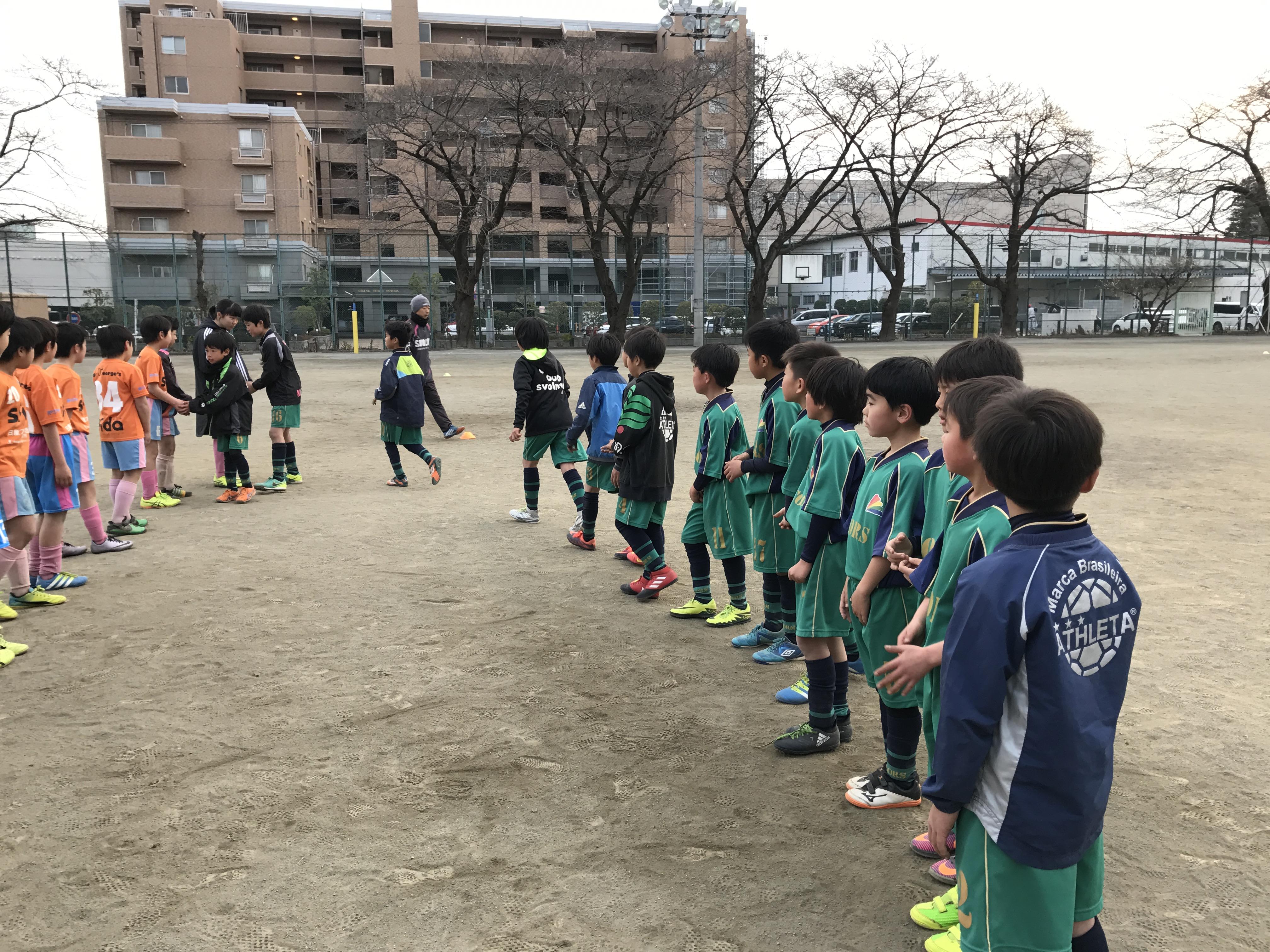 3/12(日)日野4中TRM