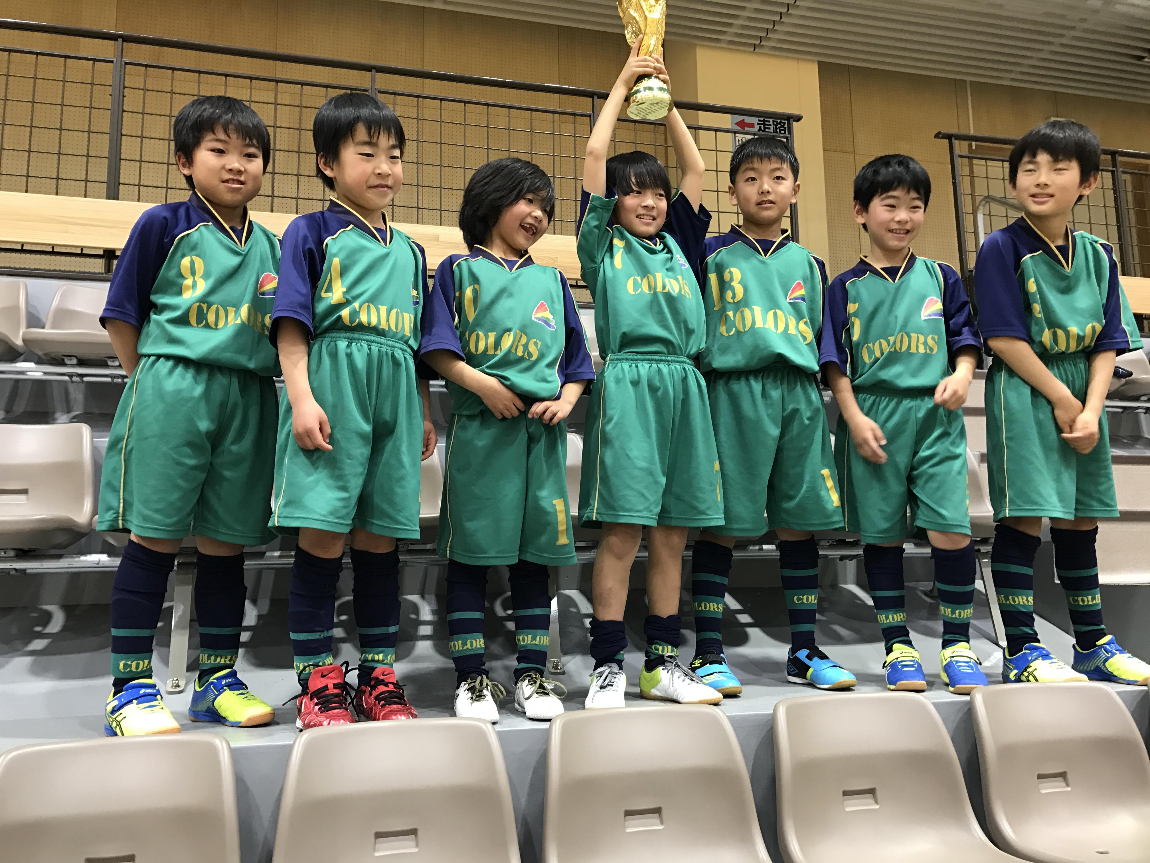 3/18(土)2017東京八王子南ロータリークラブフットサルチャレンジカップ