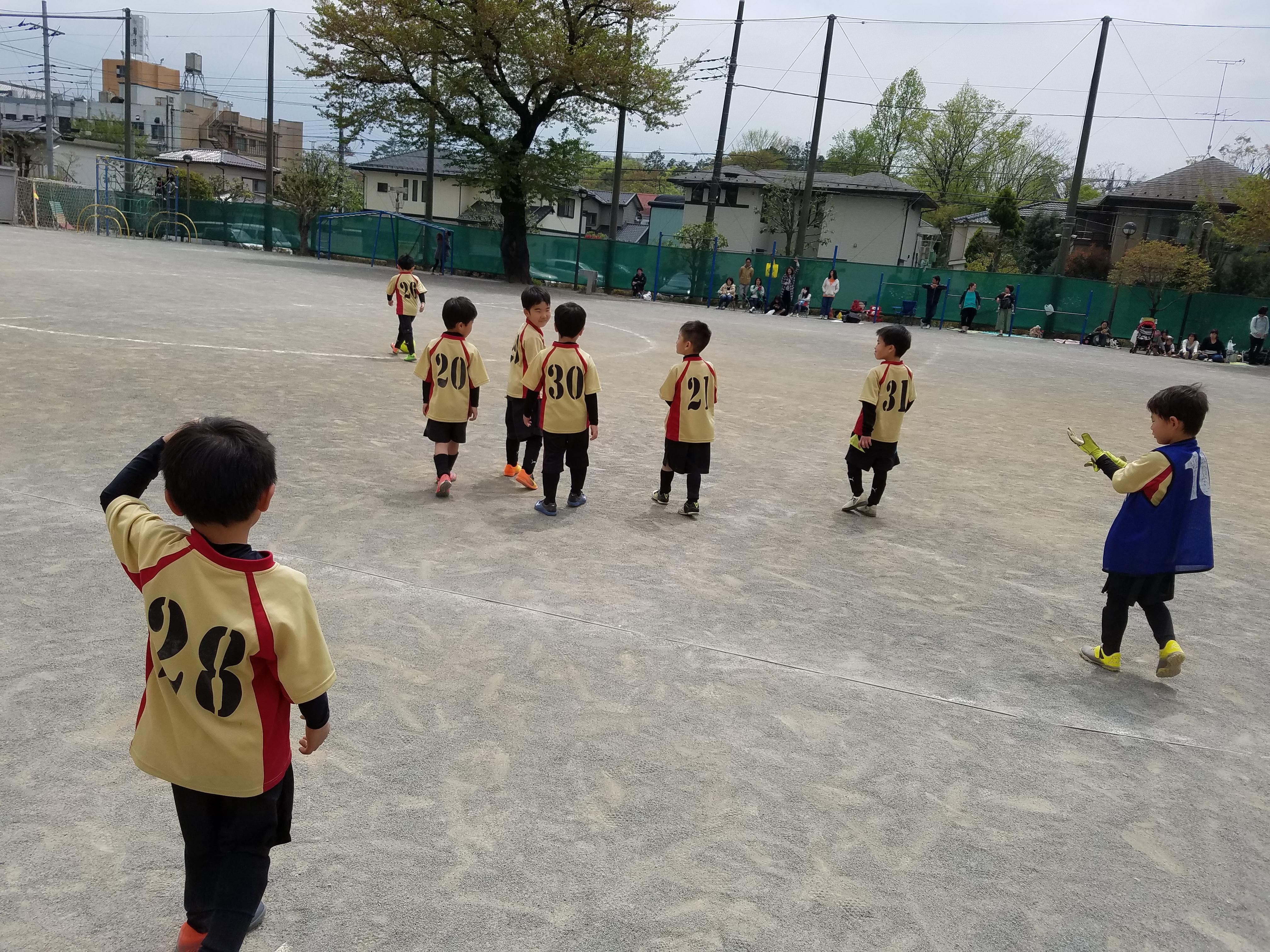 4月22日(土)特別支援学校