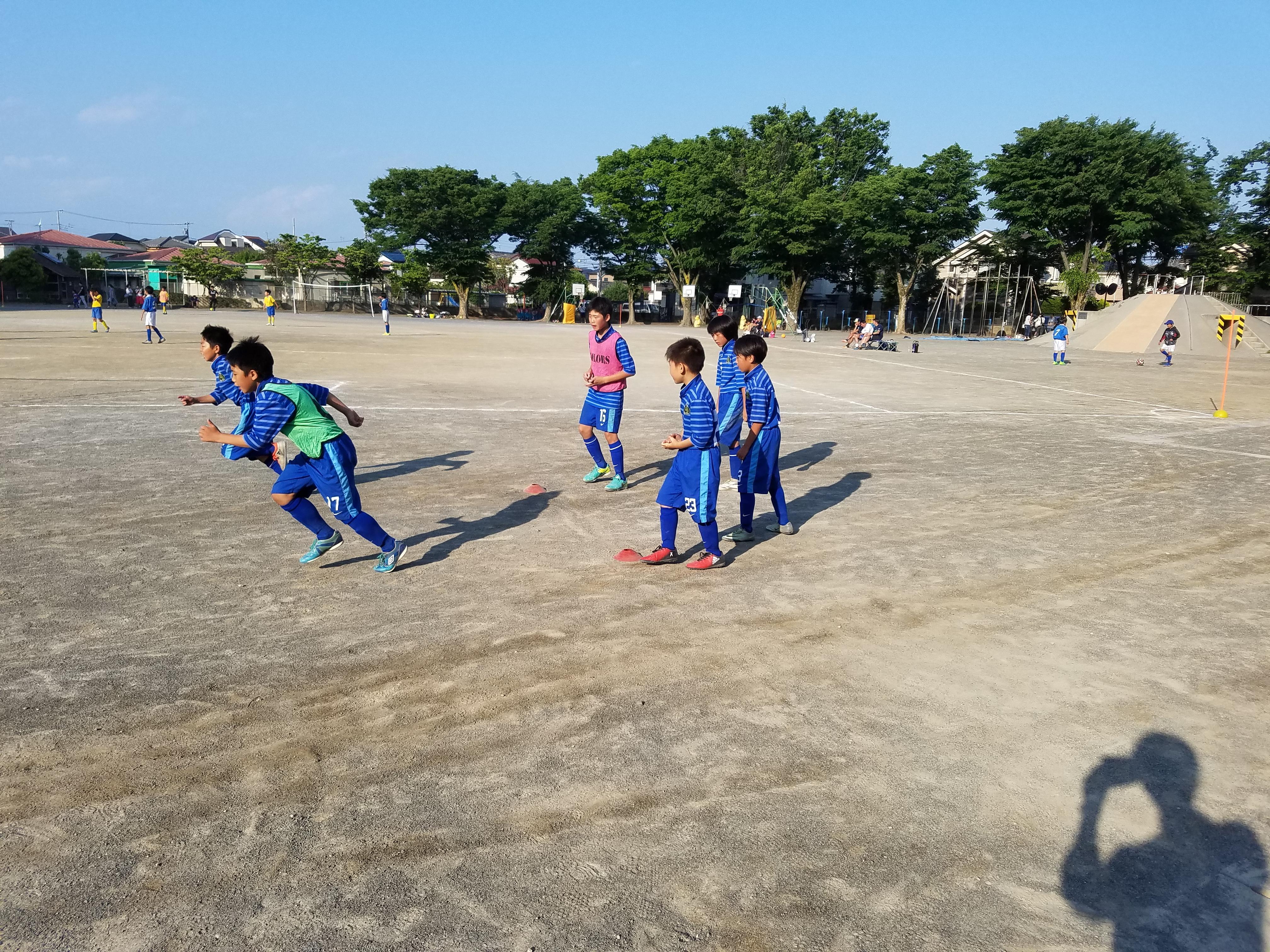 5月28日(日)日野第四小学校