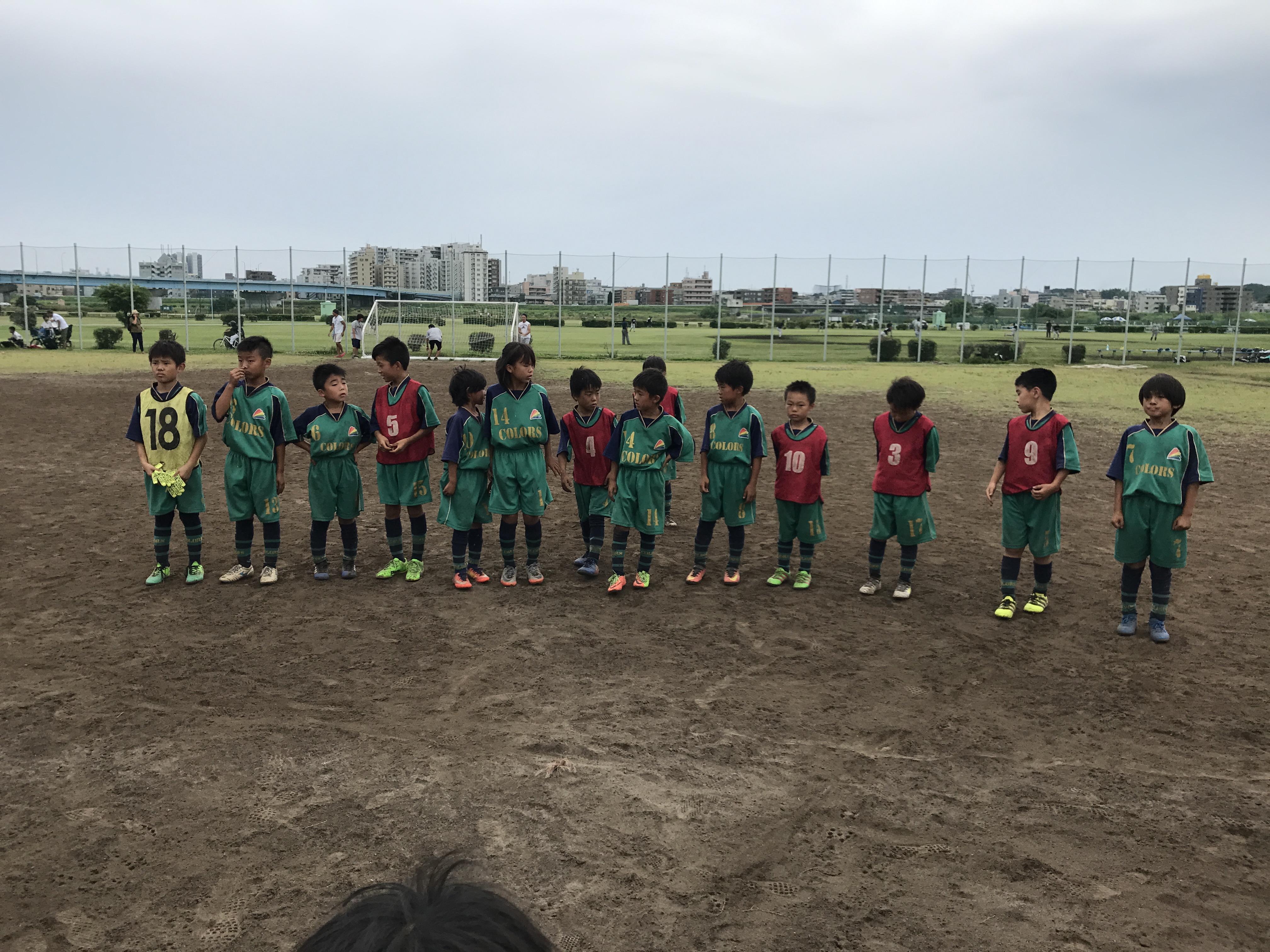 7/23(日)二子玉川緑地運動場TRM