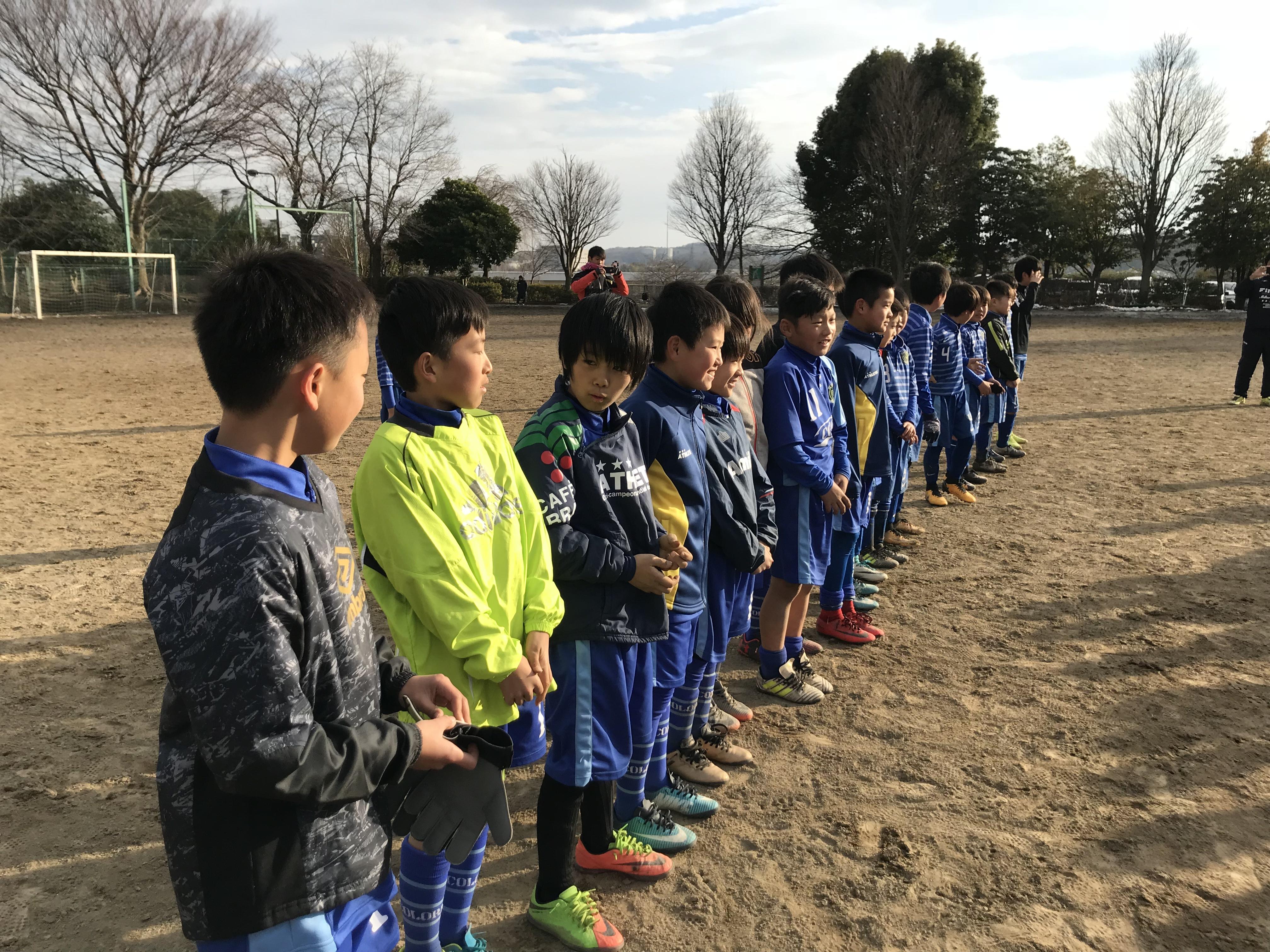 2/10(土)4年椚田サッカー場TRM