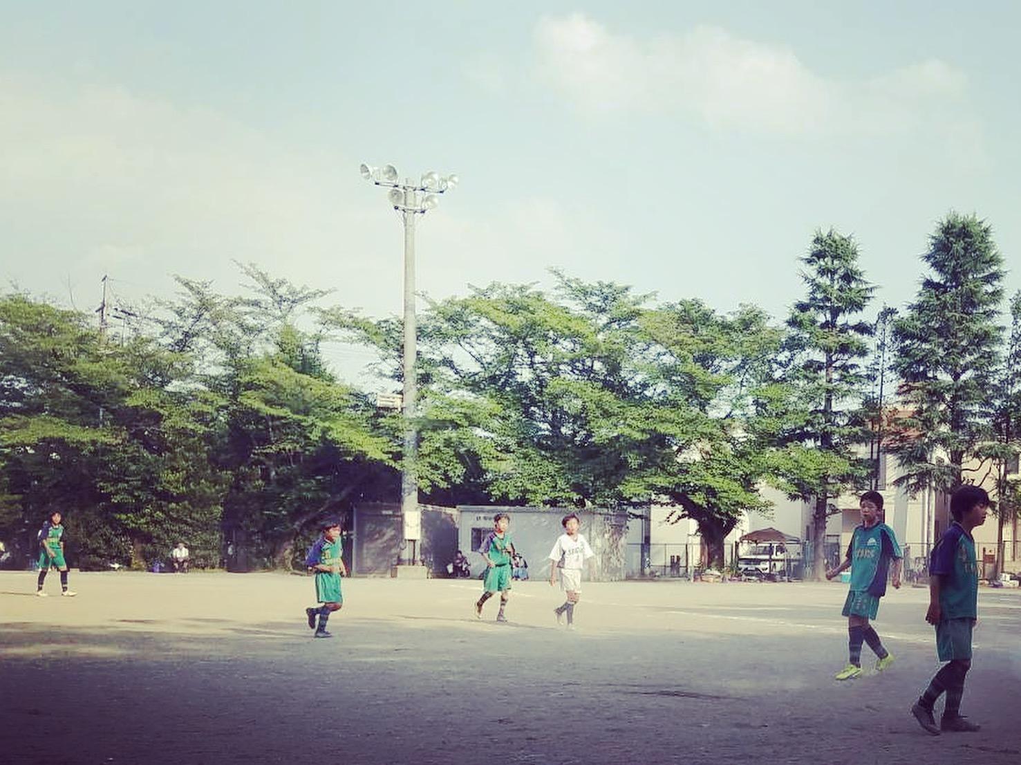 6/9(土) FC GOLAZO招待大会