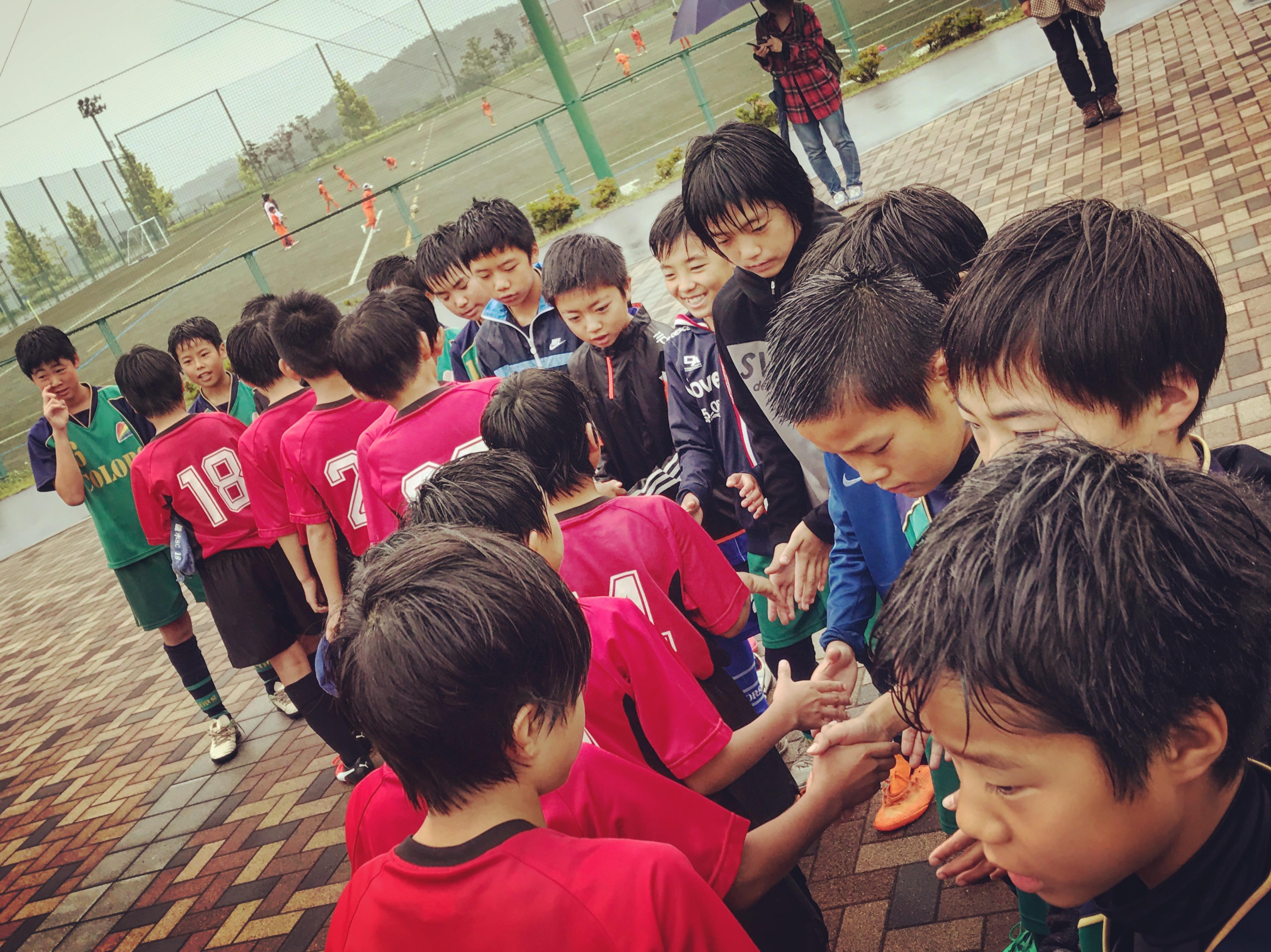 6/10(日)6年生 戸吹スポーツ公園 TRM