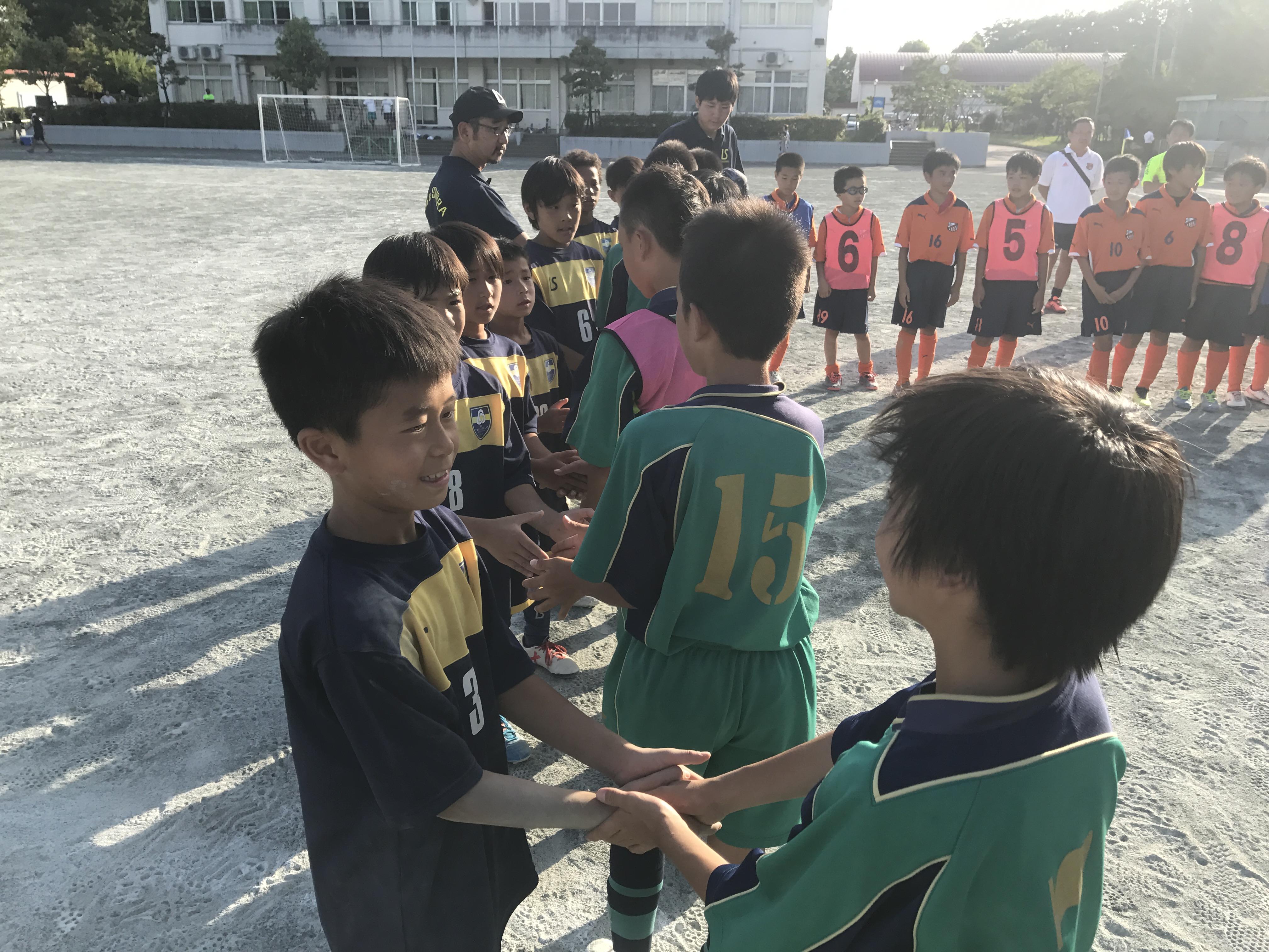 8/18(土) U-11 強化TRM