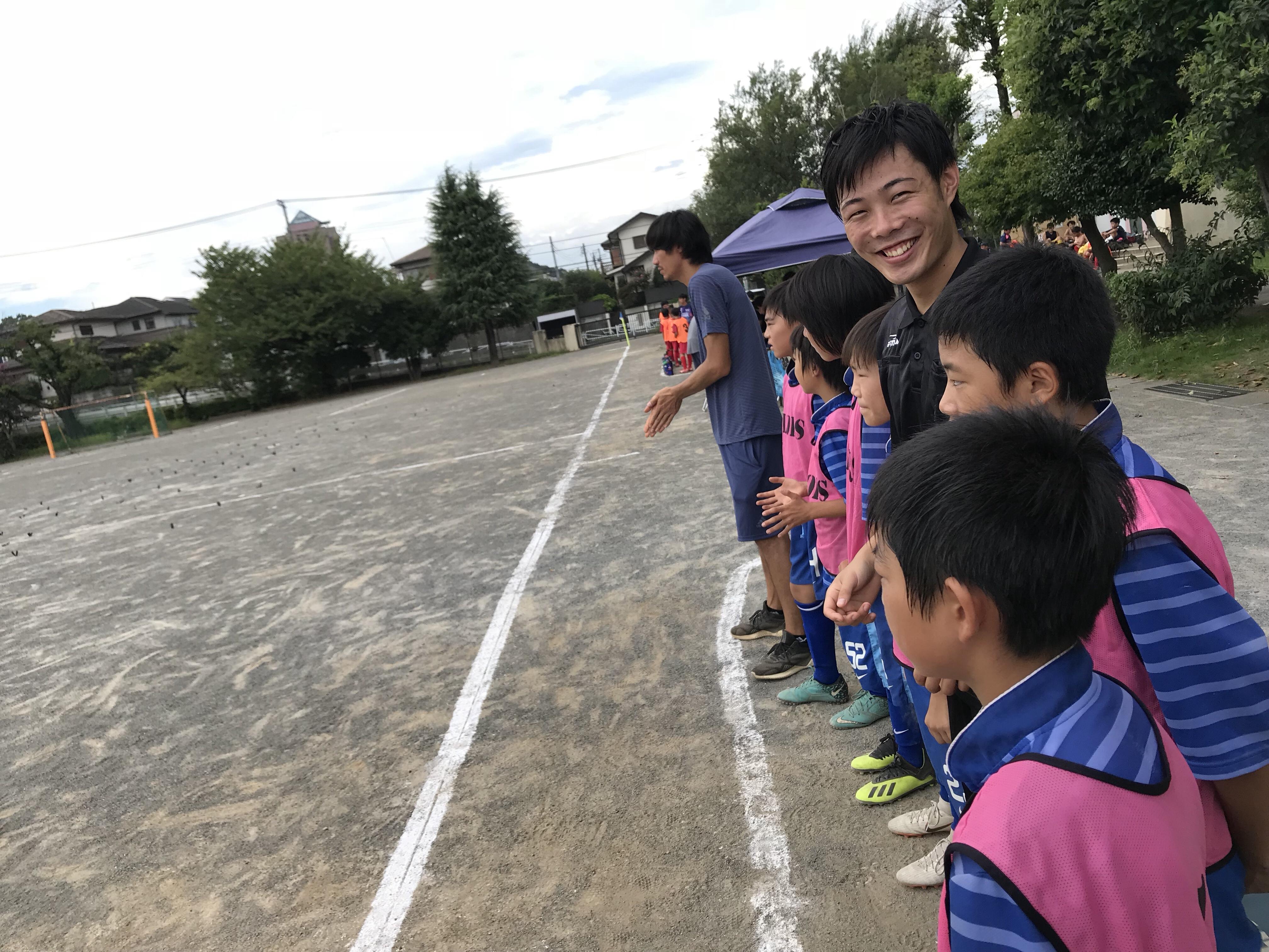 9/1(土) U-12 後期リーグ