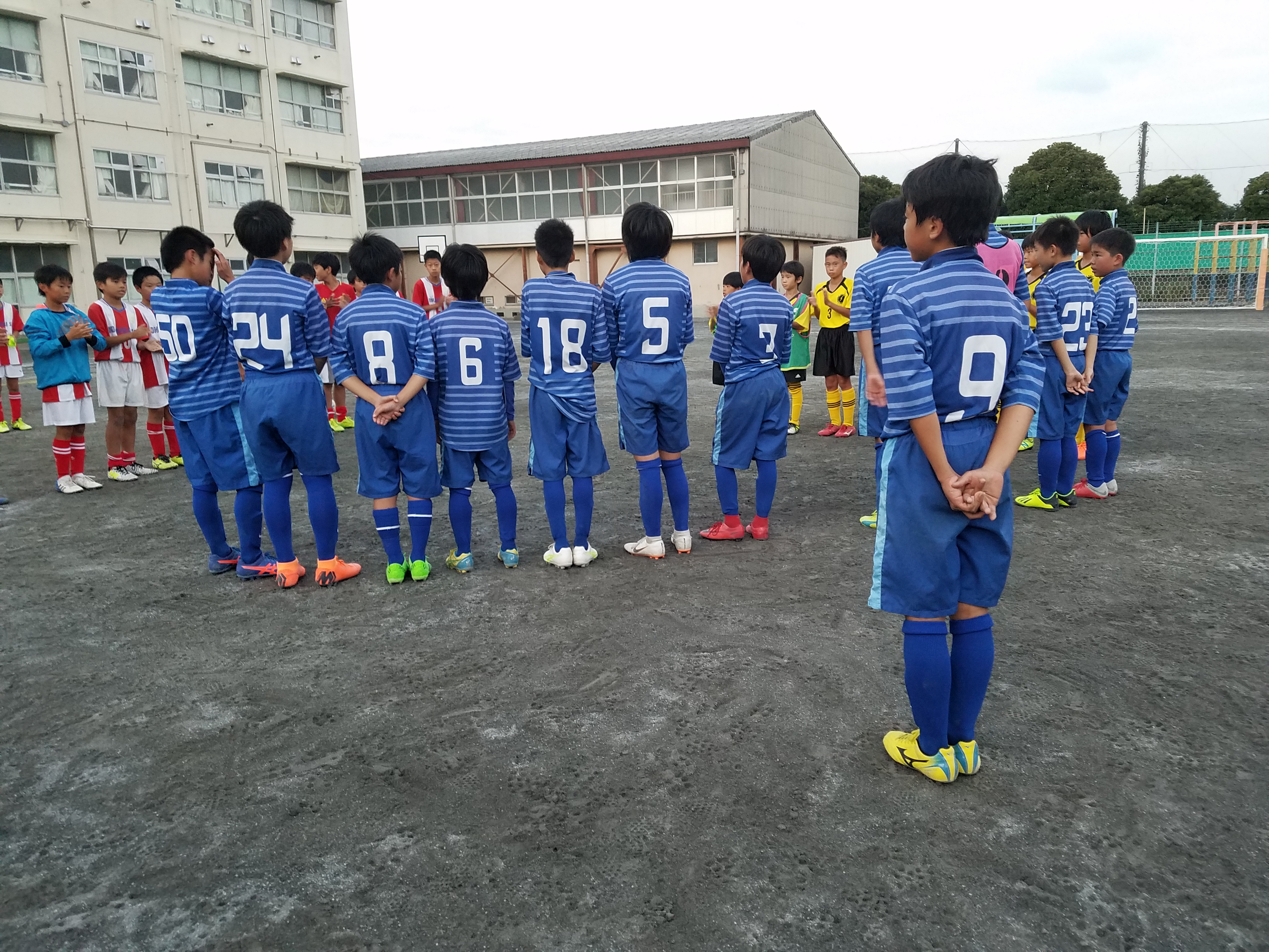 10月14日(日)港南台第一小学校TRM