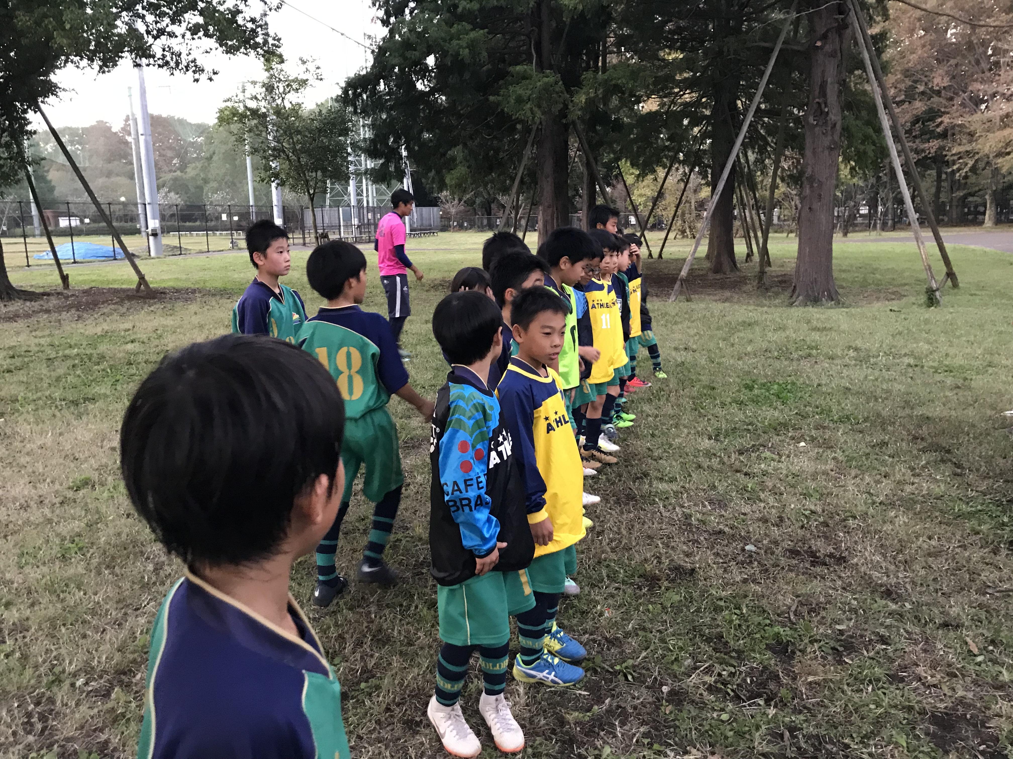 10/27 4年小金井公園TRM
