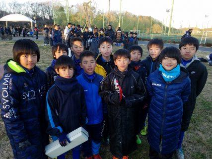 12/30(日)U-12チャレンジカップ