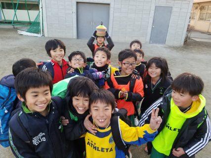 1月14日(月)日野第4小学校TRM
