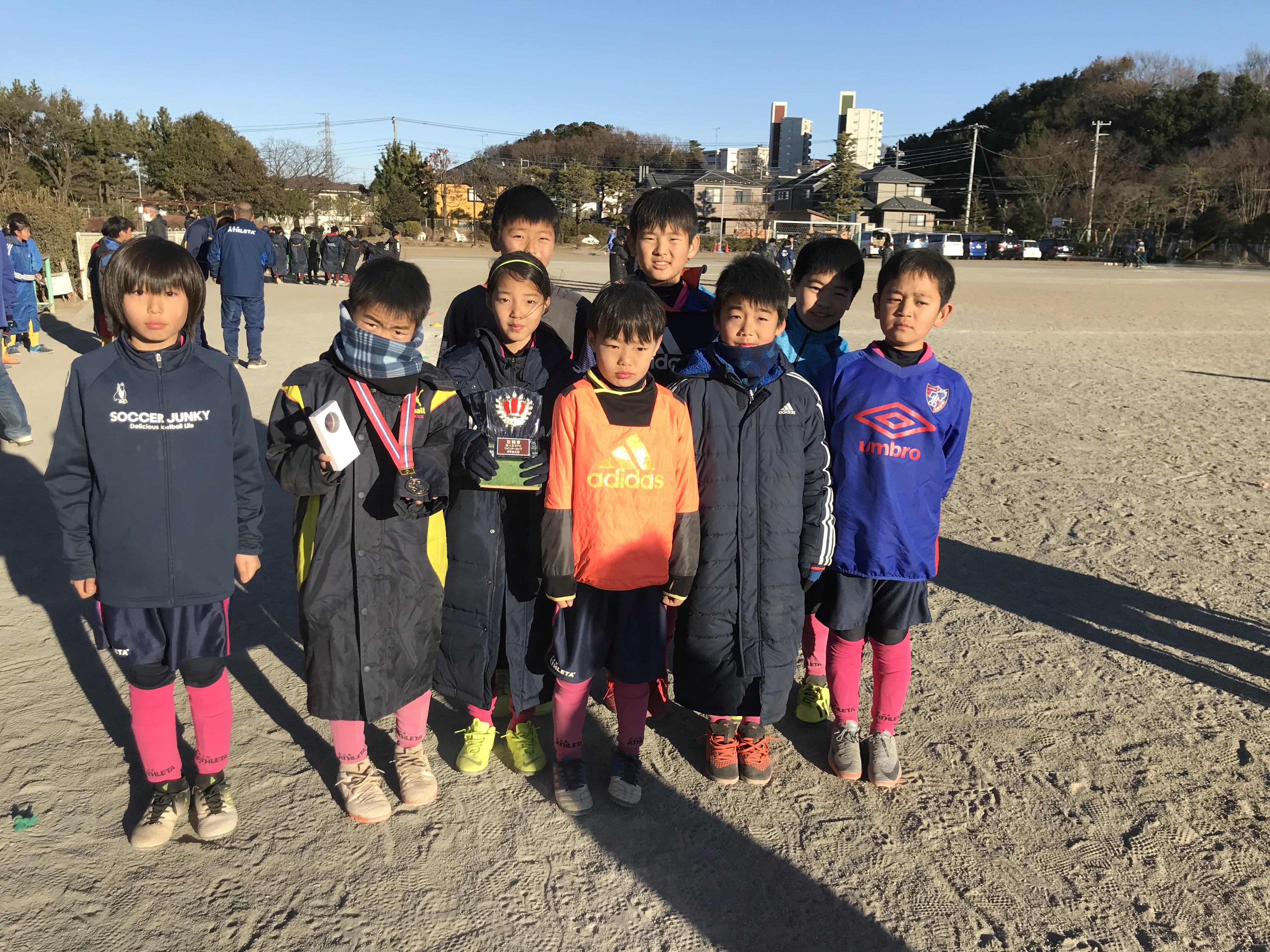 1/27(日)東八王子招待