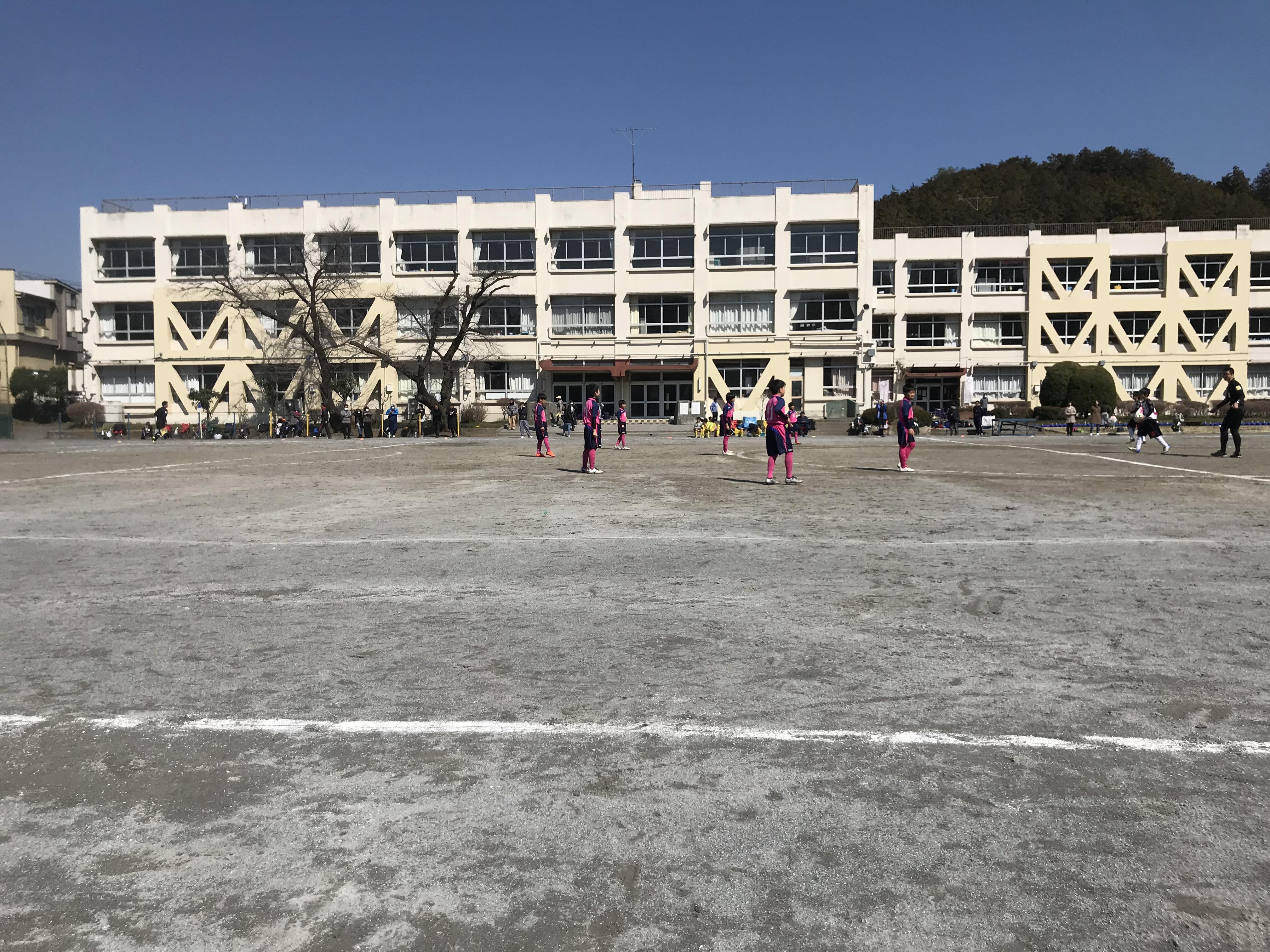 3/9(土)4年青梅招待2次リーグ
