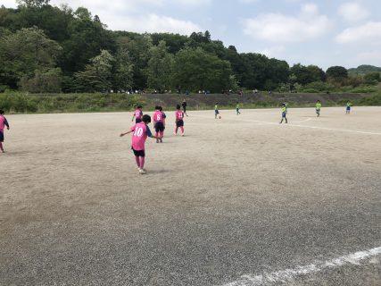 5/12(日)秋川少年SC主催TRM