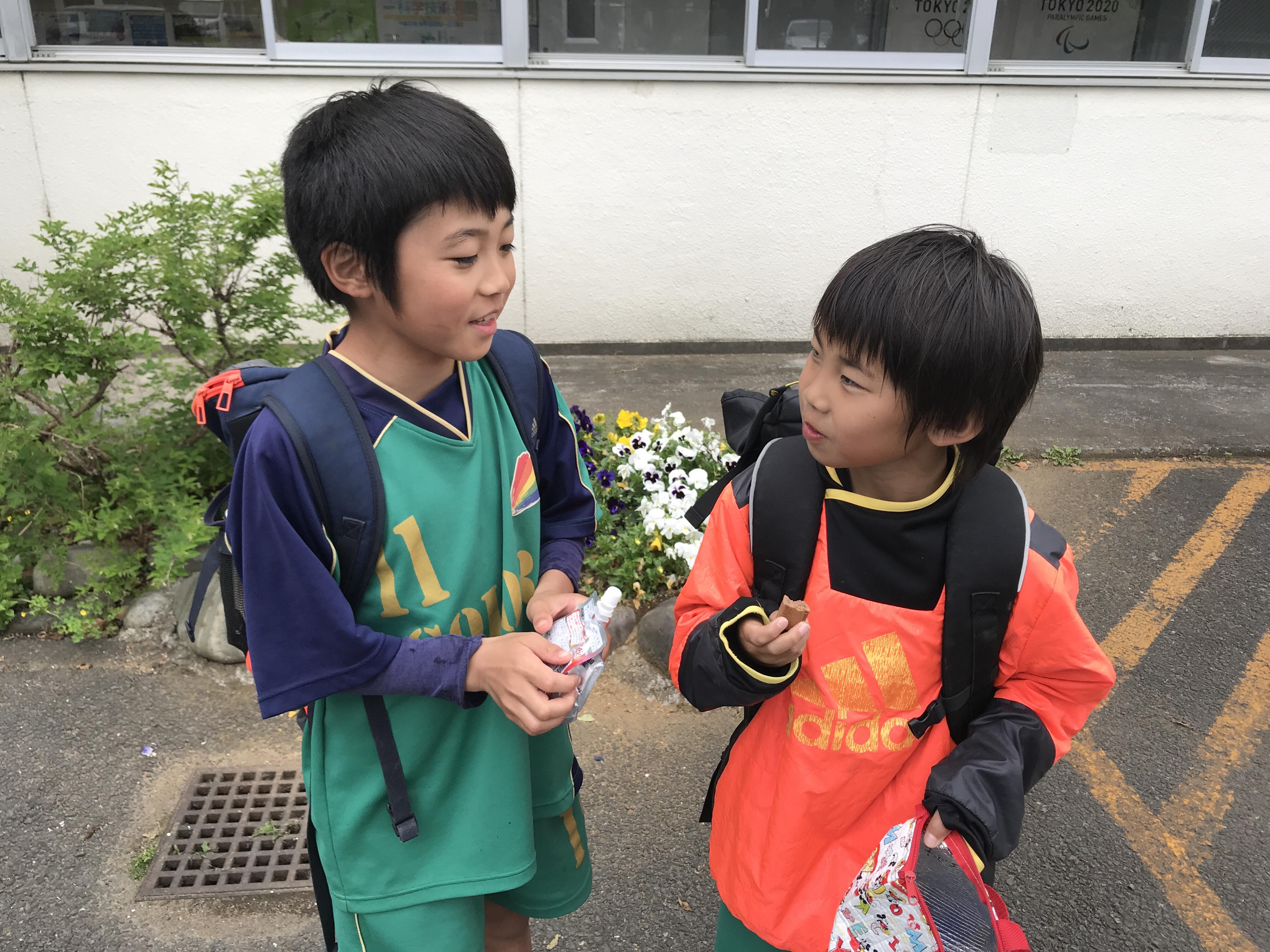 5/6(祝/月) 日野4小TRM