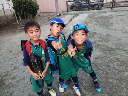 8/31(土) 散田小学校TRM