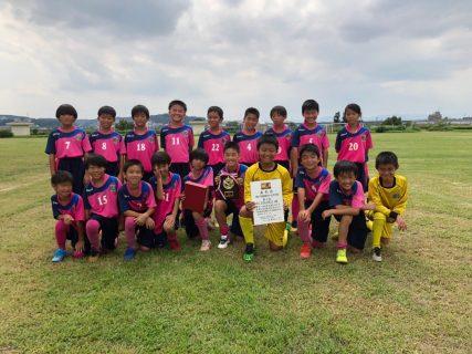 9/1(日)5年JAカップ決勝リーグ