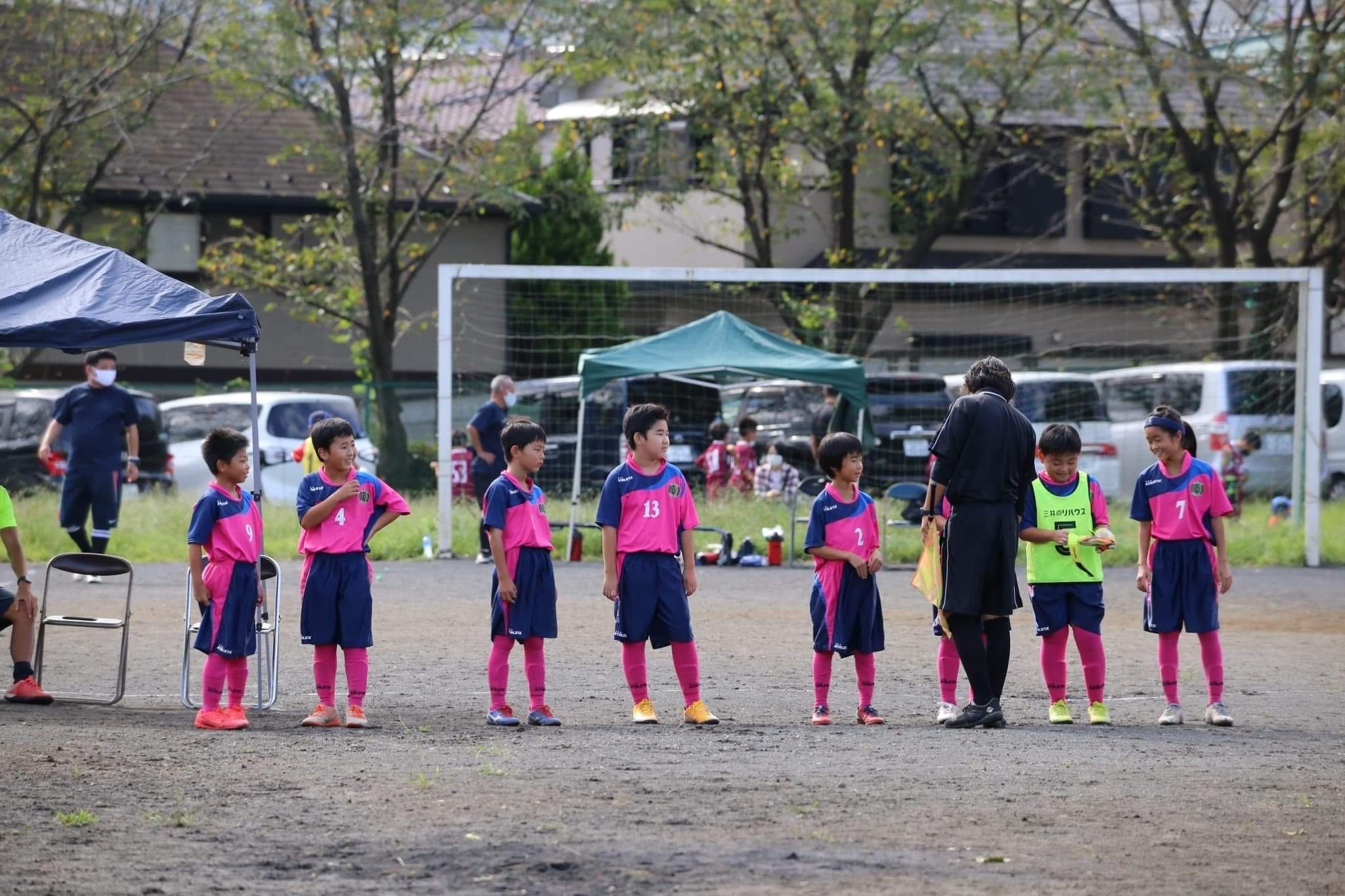 9/27(日) 4年生 八王子リーグ