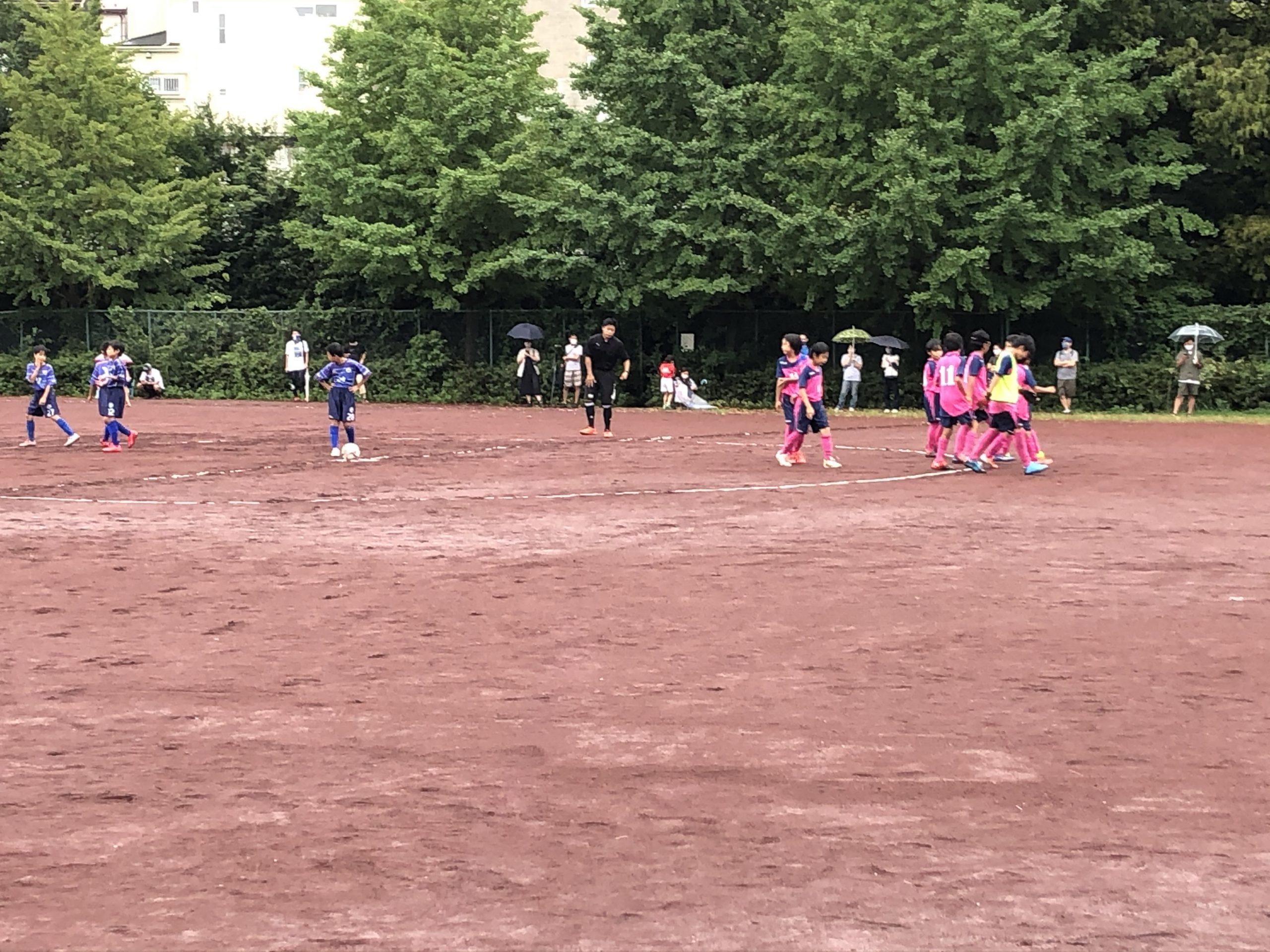 9/12(土)U-11クラシコリーグ+TRM