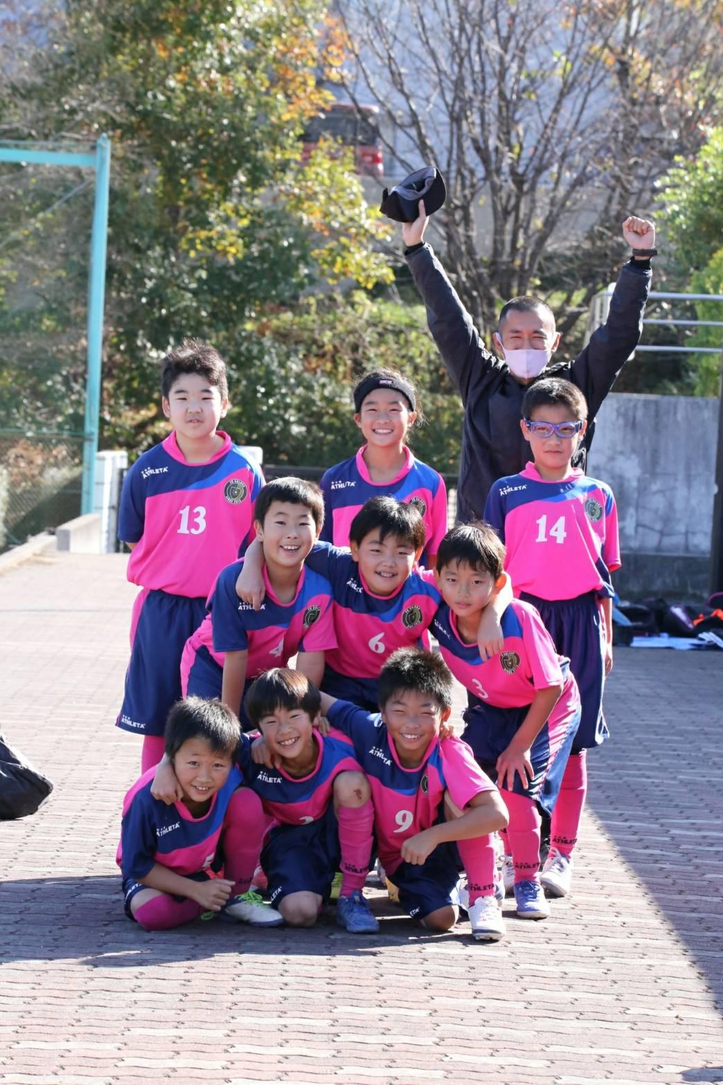11/22(日)八王子リーグ最終戦