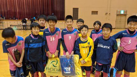 12/26(土)Contente Futsal Cup