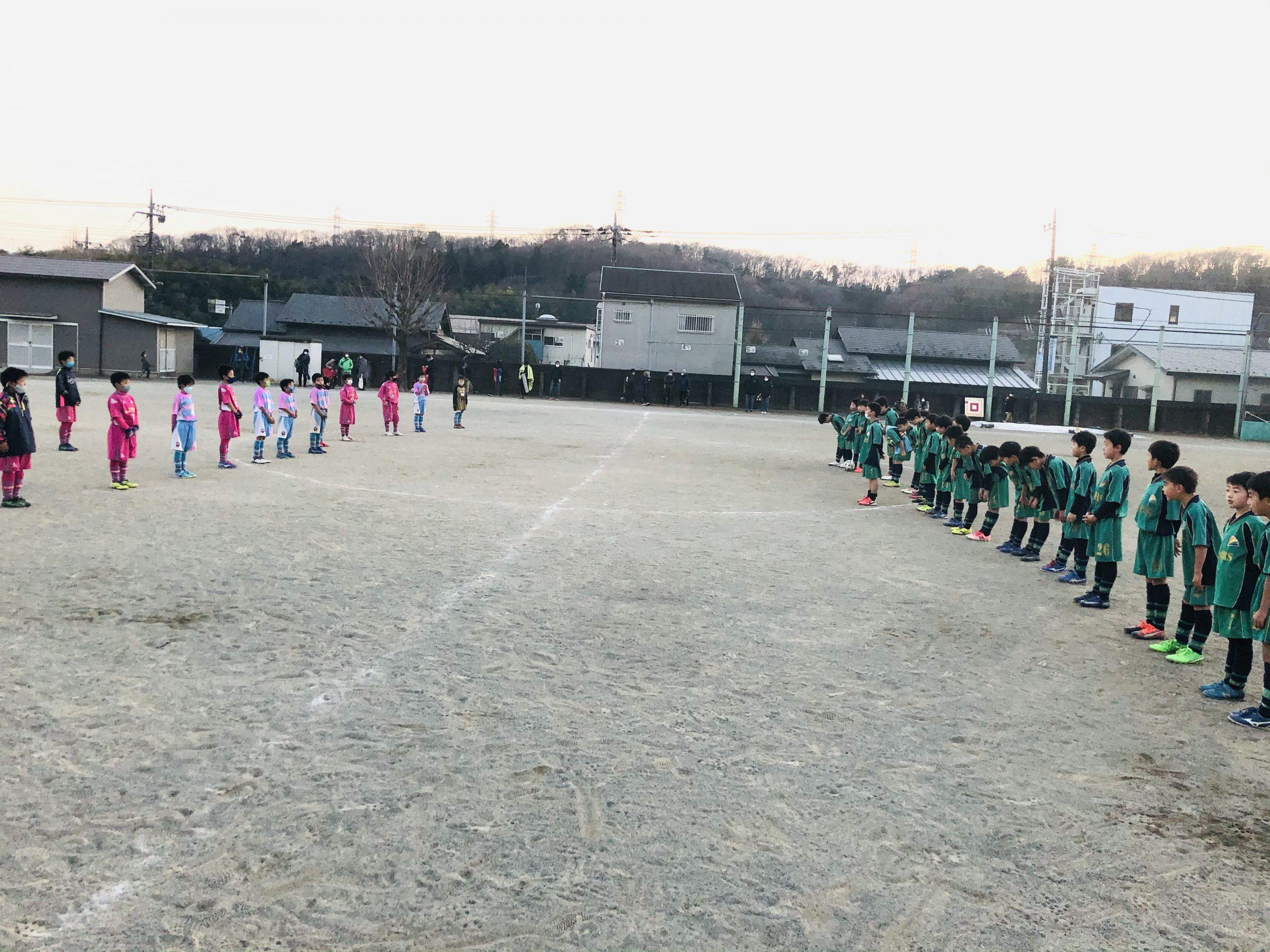 12/27(日)主催U-10TRM