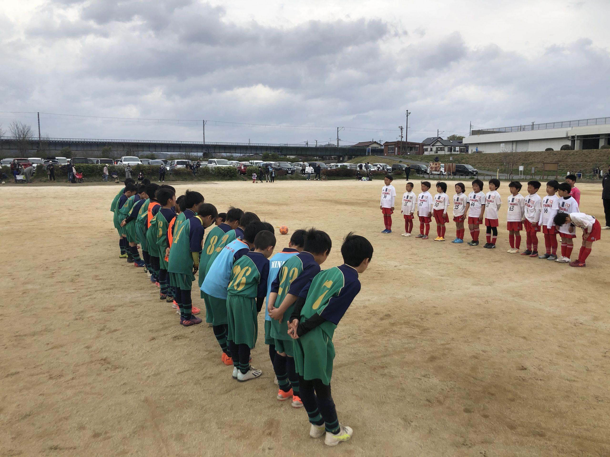 3/28(日)FC多摩川Jr.主催TRM